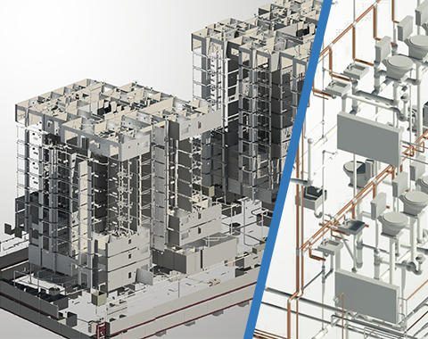 Revit-for-MEP-and-HVAC-Engineering-Building